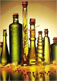 Healthy FATS olive oil seal oil