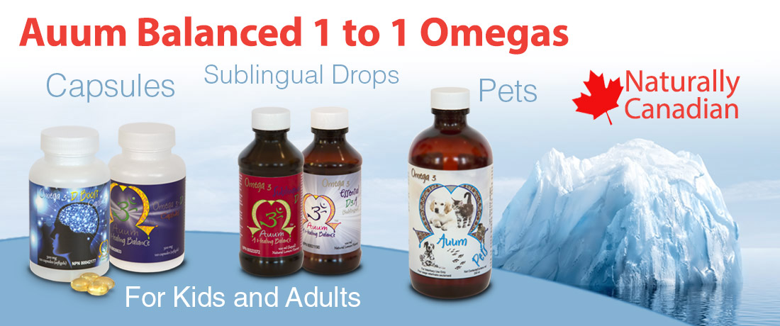 Cheryl Millett Auum Sublingual Balanced Omegas Auum Mammalian Omega 3