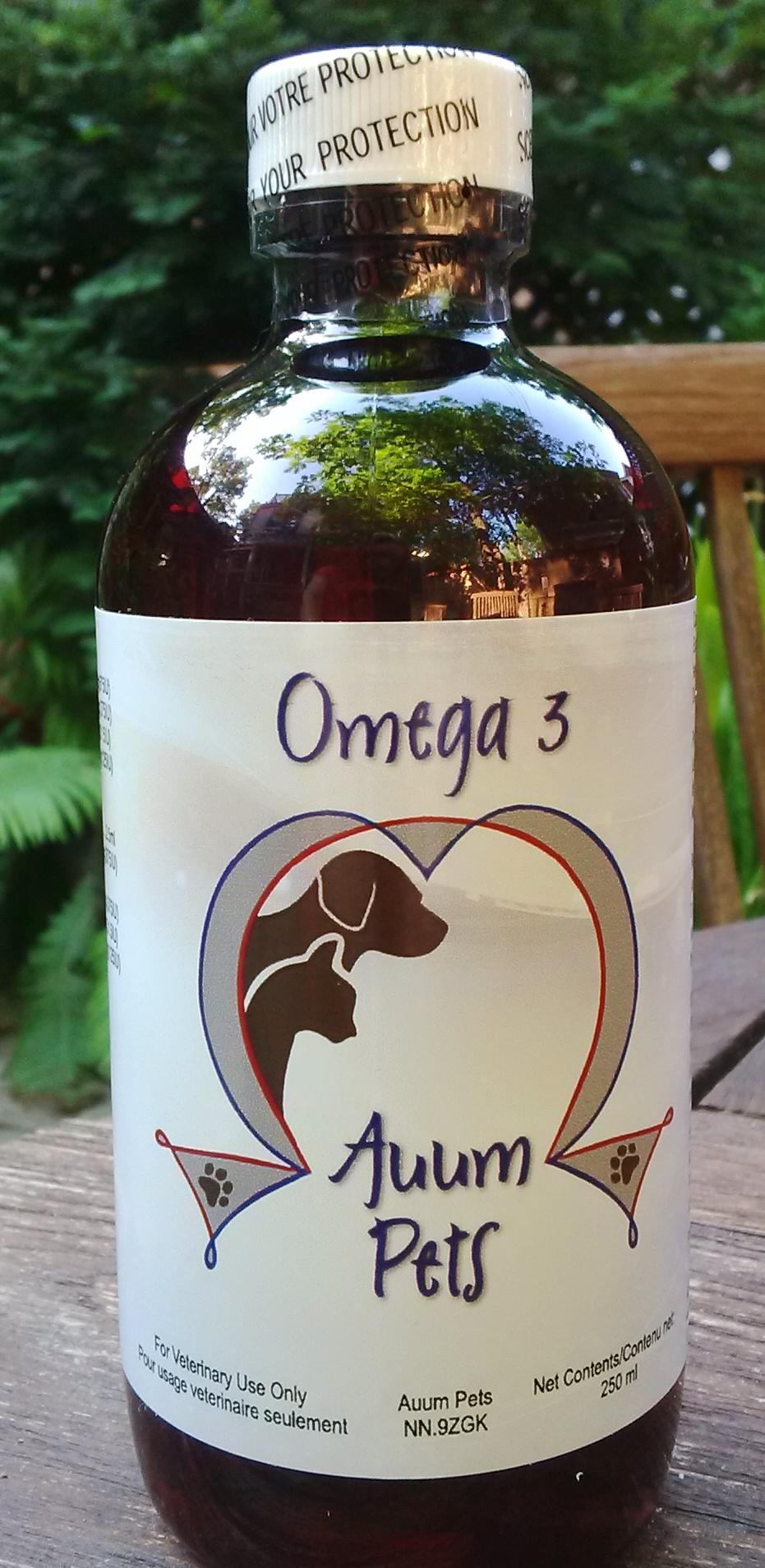 Auum Omega 3 for Pets NN.9ZGK