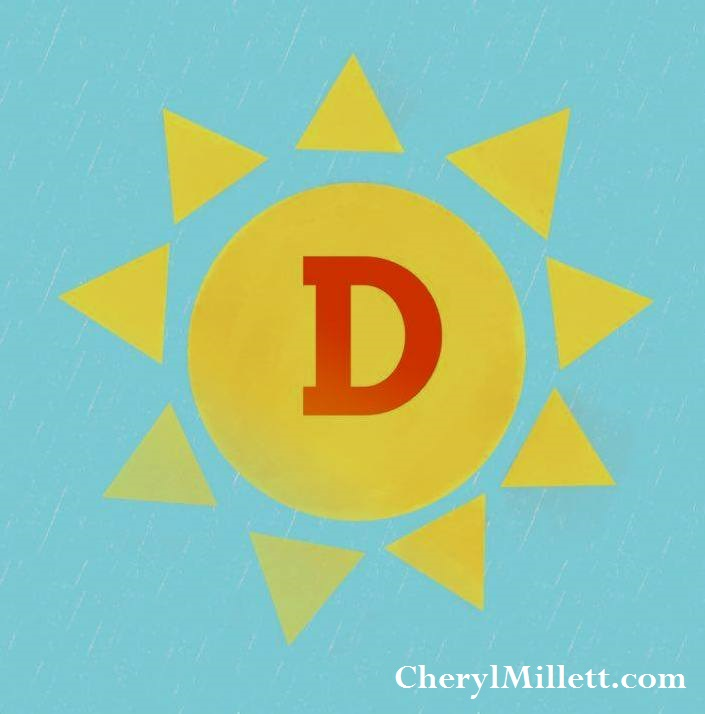 sunlight vitamin D3 for bone health