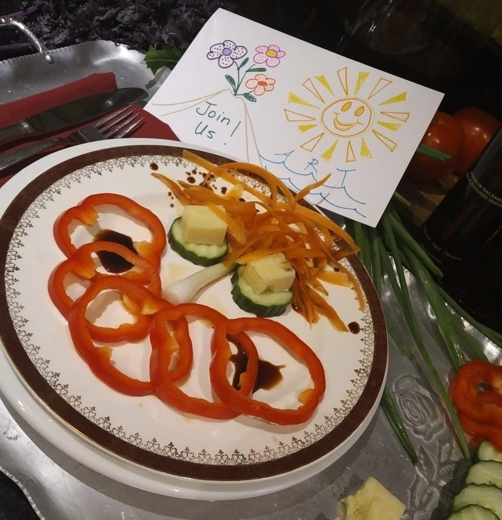 Food Art Roehampton Food for the Soul Society