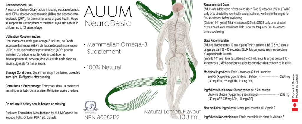 Auum-NeuroBasic Label