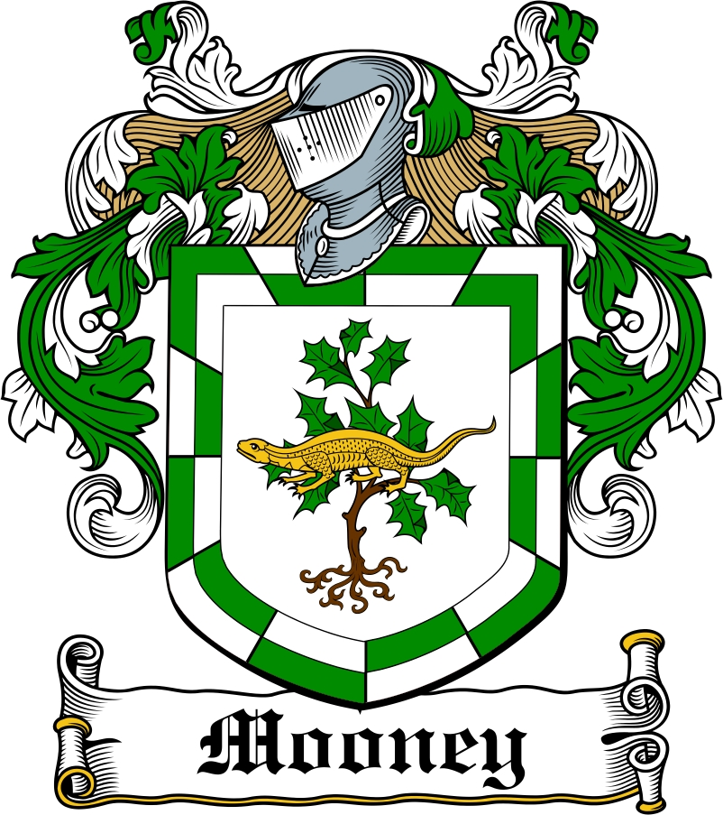 Mooney-Irish-Crest