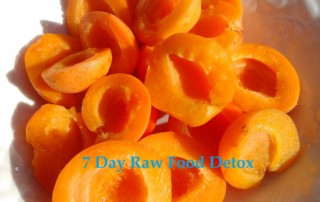 raw food detox cleansing