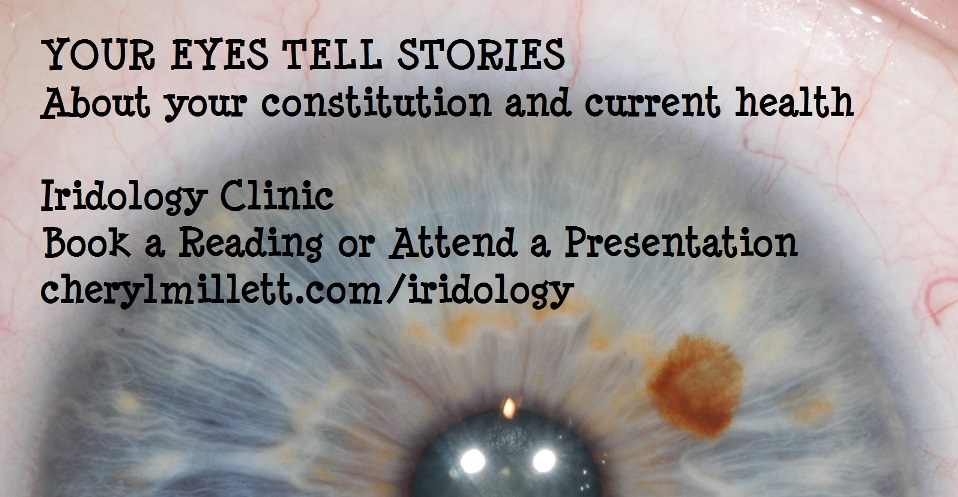 Iridology Readings Iris Science
